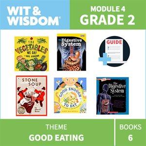 Wit & Wisdom Module 4 Books--Grade 2
