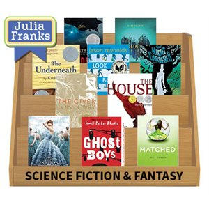 Julia Franks Middle School Picks - Science Fiction & Fantasy