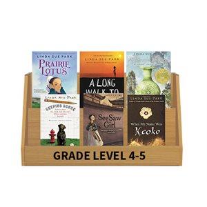 Middle Grade Magic Featured Speaker:  Linda Sue Park (7 Books)
