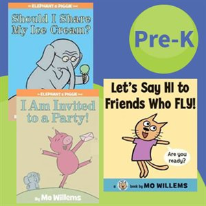 Picture Books: Mo Willems (9 Books)