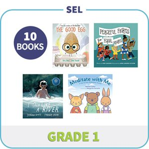 Grade 1 SEL (10 Books)