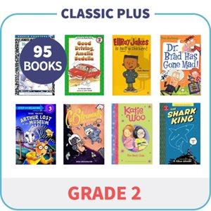 Grade 2 Classic-PLUS  (95 Books)