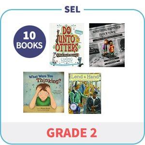 Grade 2 SEL (10 Books)