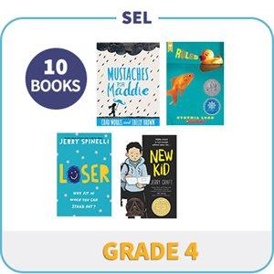 Grade 4 SEL (10 Books)