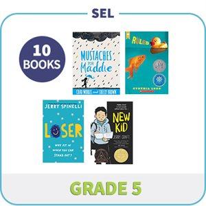 Grade 5 SEL (10 Books)