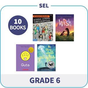 Grade 6 SEL (10 Books)