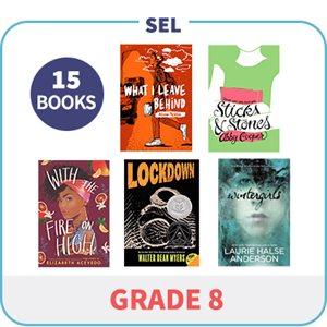 Grade 8 SEL (10 Books)