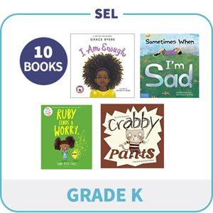 Kindergarten SEL (10 Books)