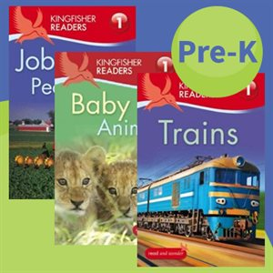 Picture Books: Kingfisher Readers (4 Books)