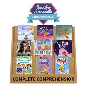 Jennifer Serravallo's Complete Comprehension: Fiction Expansion Pack (9  Books)