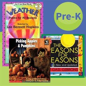 Picture Books: Seasons (8 Books)