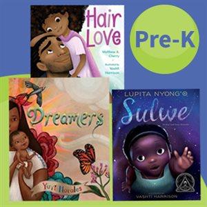 Picture Books: #ISeeMe Diversity & Inclusion (10 Books)