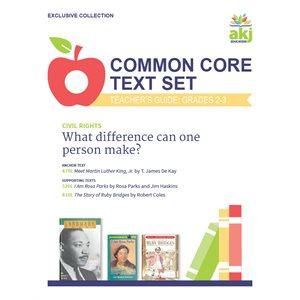 Common Core Text Set Teacher Guide: Civil Rights
