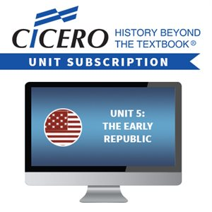 The Early Republic (Unit Subscription)