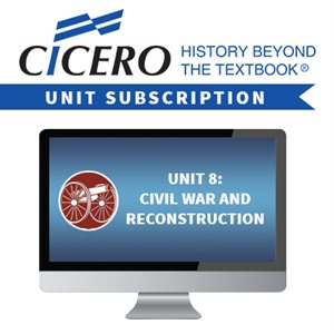 Civil War and Reconstruction (Unit Subscription)