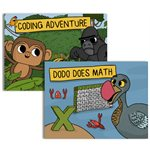 Coding Adventure & DodoDoes Math Set (30 Students)