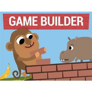 Game Builder: Platformer, Sprite Animations, Frogger (30 Students)