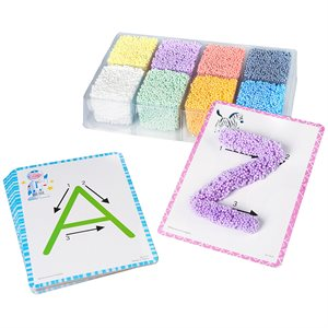Playfoam® Shape & Learn Alphabet Set