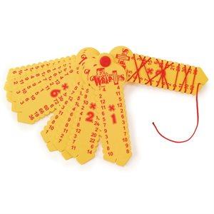 Multiplication Wrap Up Keys
