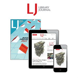 Library Journal - print and digital