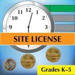 Media4Math Standard Building Bundle, 25 Licenses Elementary School