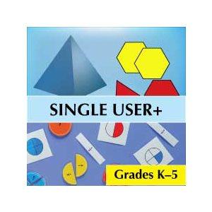 Media4Math Classroom Plus Bundle, 30 Licenses Elementary School