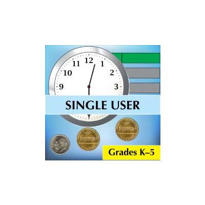 Media4Math Standard Teacher Bundle, 1 License Elementary School