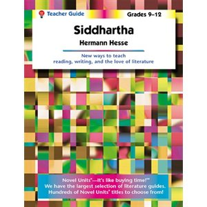 Siddhartha Teacher Guide NU6946