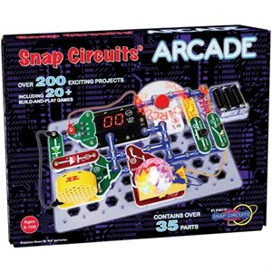 Snap Circuits® Arcade