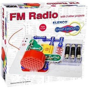 Snap Circuits® FM Radio