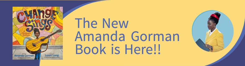 New Amanda Gorman Book