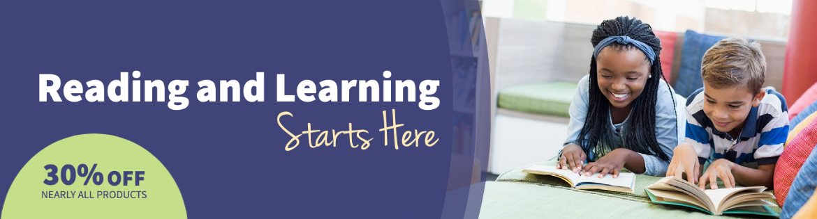 Reading and Learning Starts Here